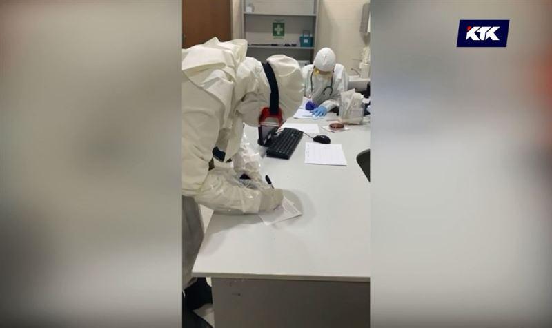 В Казахстане растет число заболевших коронавирусом