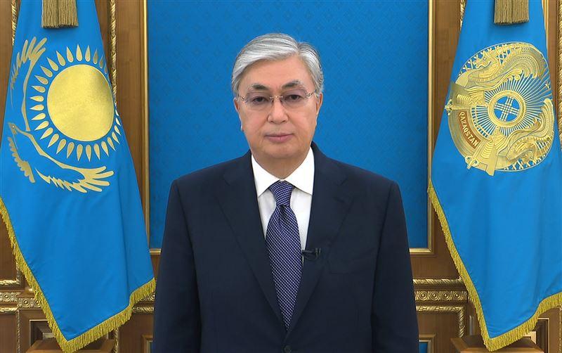 Президент РК Касым-Жомарт Токаев выступил с телевизионным обращением к казахстанцам