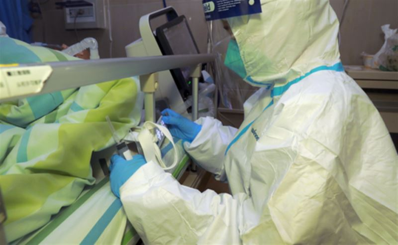 У казахстанки в Венгрии диагностировали коронавирус