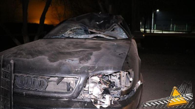 Велосипедист погиб в ДТП в Алматинской области