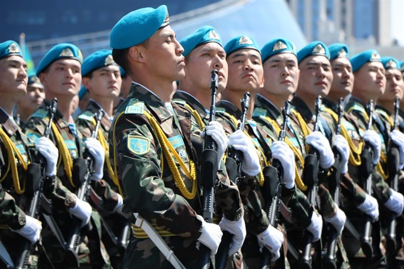 Казахстанская армия примет участие в мероприятиях карантина в Нур-Султане и Алматы