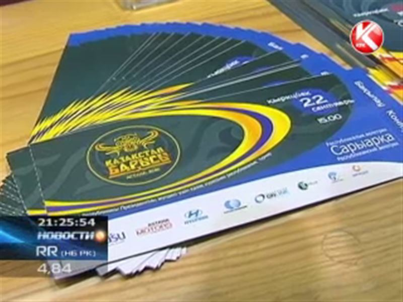 В субботу под куполом столичного велотрека за титул «Казакстан Барысы» будут биться 34 сильнейших борца страны