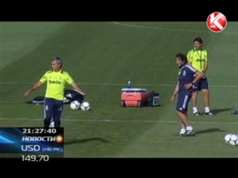 Мадридский «Реал» и английский «Манчестер Сити» - в прямом эфире КТК