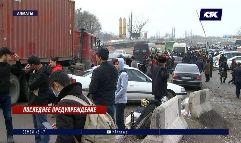 Нур-Султан и Алматы полностью закроют 22 марта