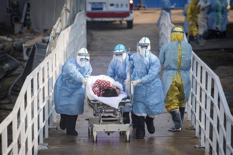 Өзгелерге коронавирусты қасақана таратқан адам көз жұмды