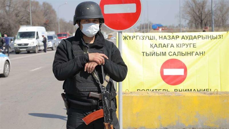 10 очагов заражения коронавирусом выявлено в Алматы