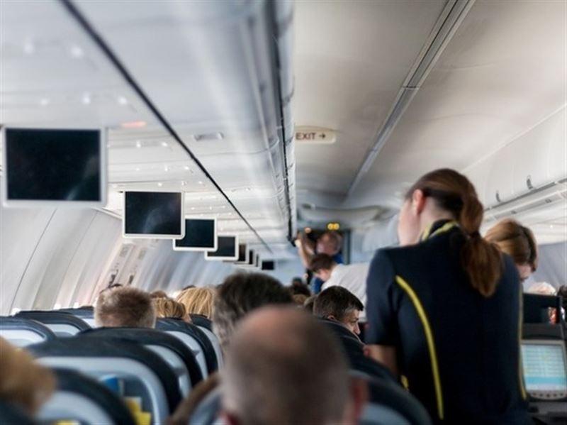 В Алматы выявили коронавирус у стюардессы