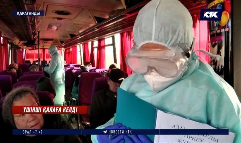 Қарағанды: Коронавирус анықталған науқастар және кәсіпкерлердің күйініші