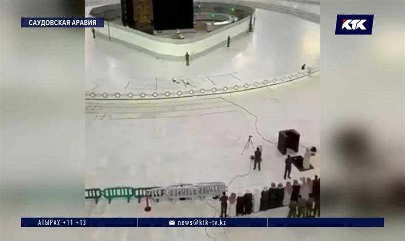 Вирус-мутант закрыл мечети в Мекке и Медине
