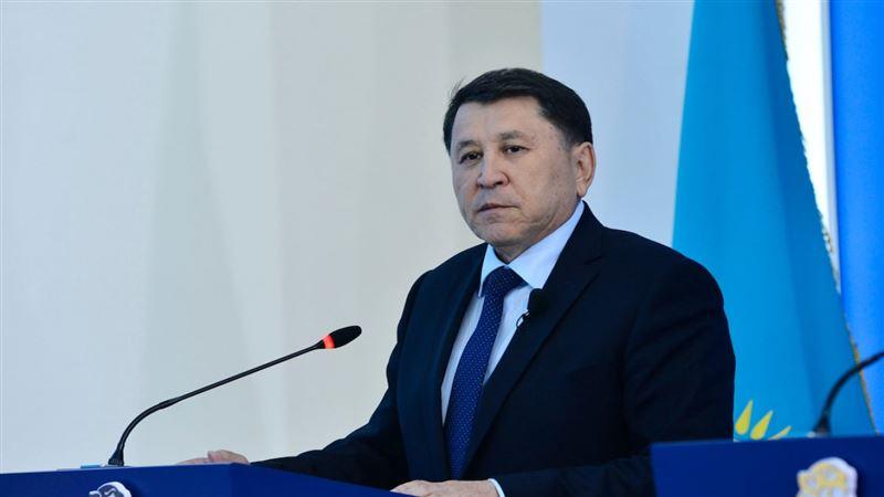Бекшин отправился в Алматы для усиления борьбы с коронавирусом