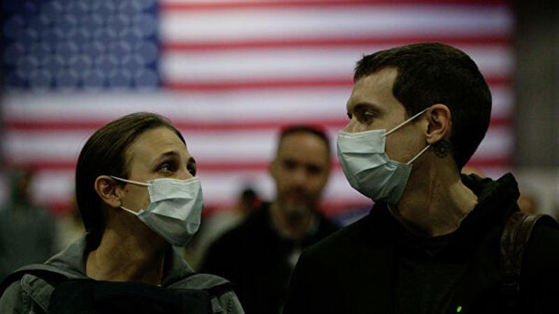 США вышли на 3-е место в мире после Китая и Италии по числу подтвержденных случаев коронавируса СOVID-19