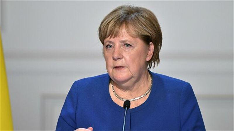Ангела Меркель үй карантиніне жабылды