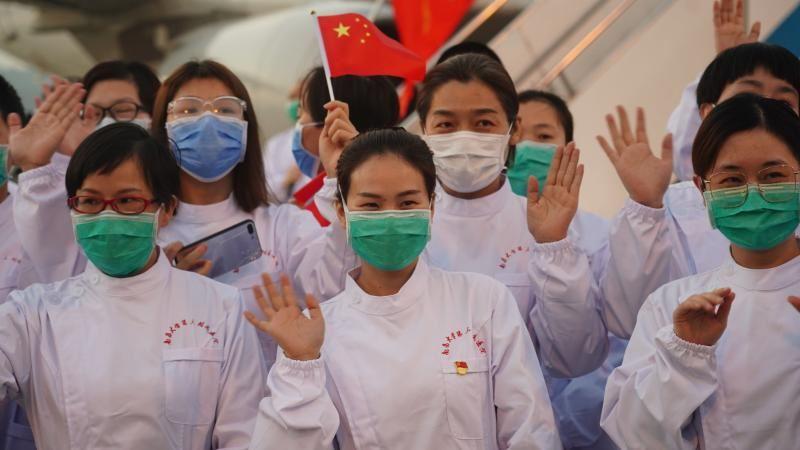 Қытайда коронавирусқа шалдыққандардың 90% жазылып шыққан