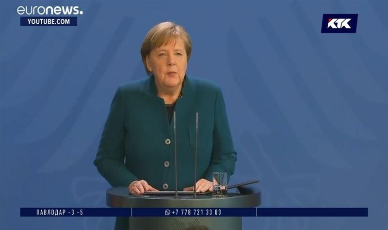 Коронавирус отправил Меркель на карантин и угрожает Олимпиаде