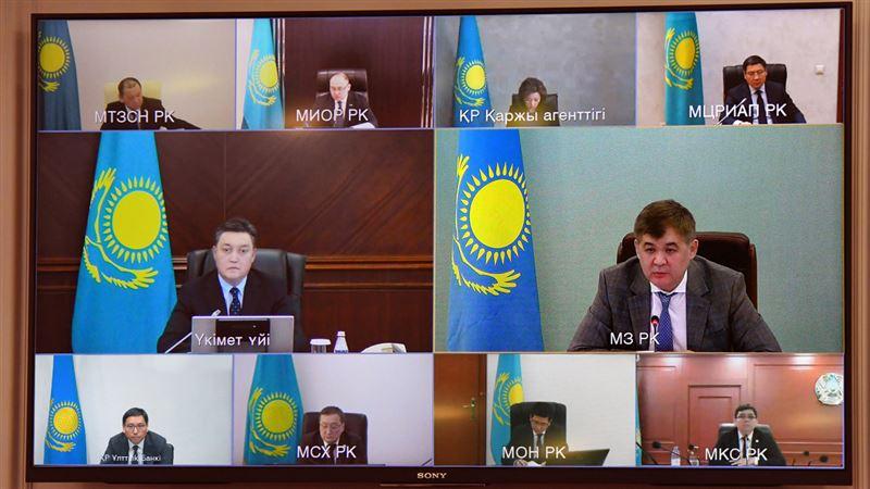 В Казахстане примут конкретные антикризисные меры по эффективной и оперативной реализации поручений президента