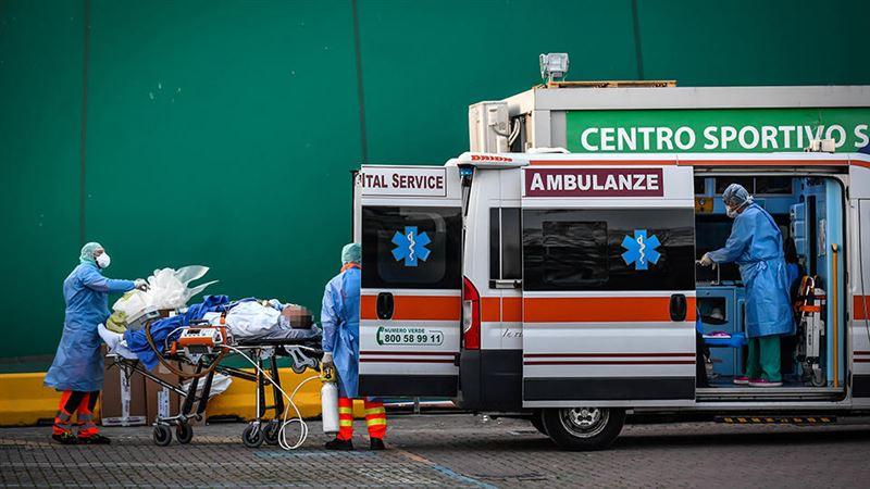 Более 500 человек скончалось в Испании от COVID-19 за сутки