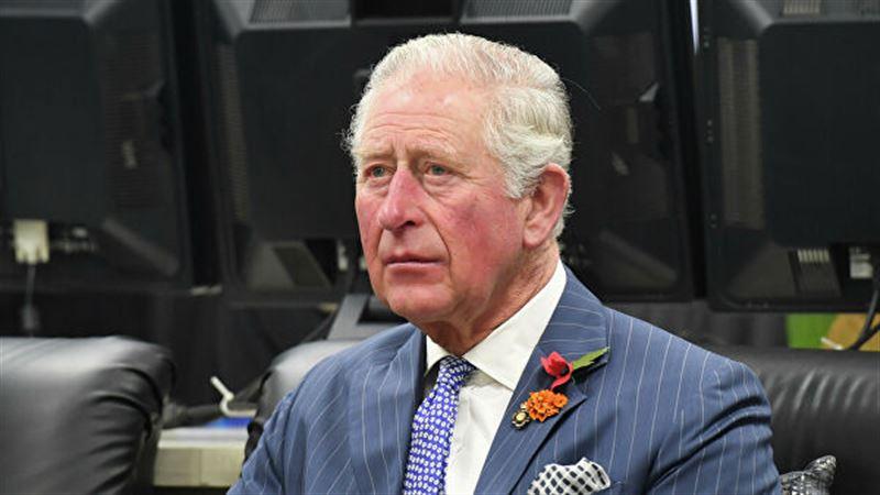 У 71-летнего принца Чарльза диагностирован коронавирус