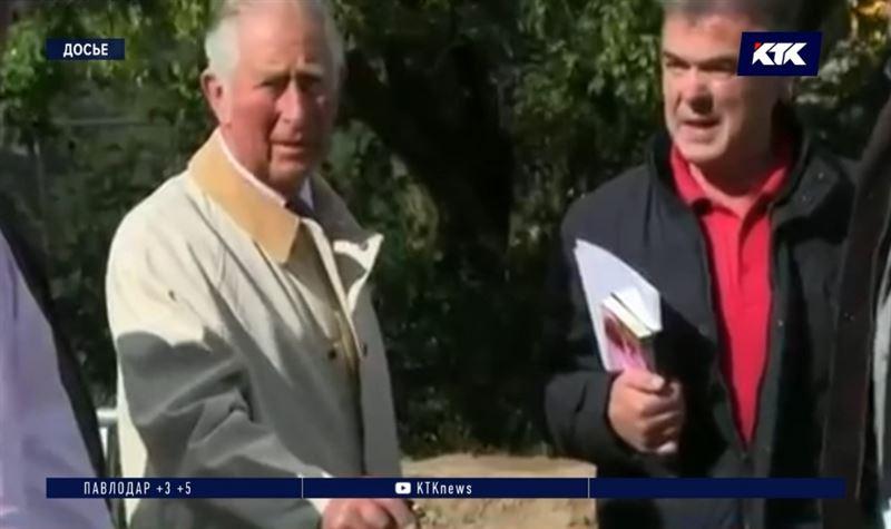 Коронавирус подтвержден у принца Чарльза