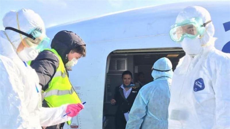 Вернувшиеся из Польши казахстанцы сдали тесты на коронавирус
