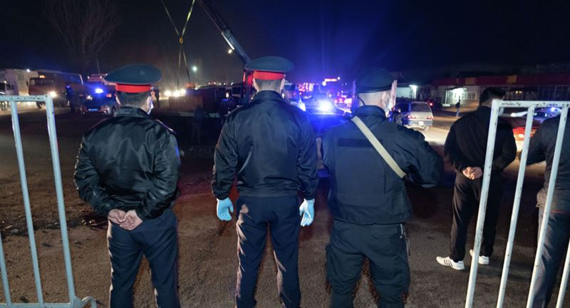 Алматы қаласы жаңа режимге көшті