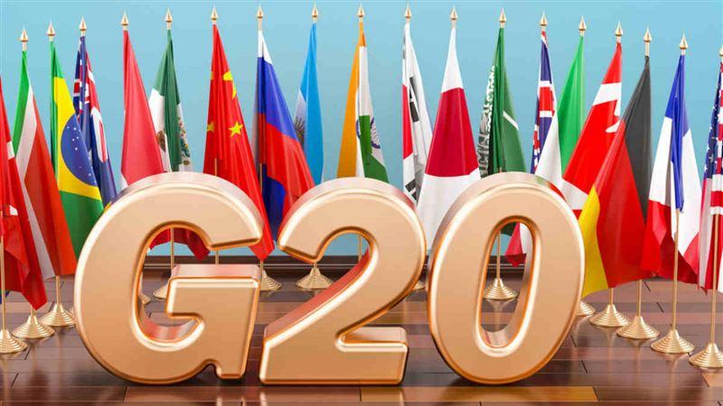 Начался первый в истории виртуальный саммит «Большой двадцатки»