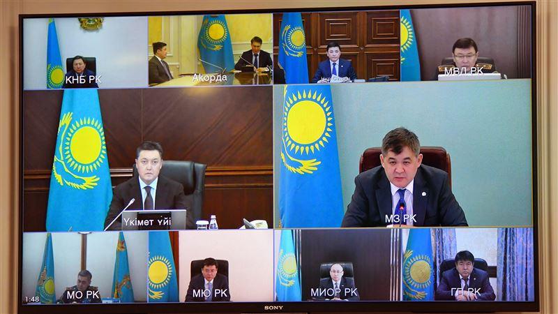 С 30 марта по 5 апреля в городах Нур-Султан и Алматы перестанут работать предприятия и организации