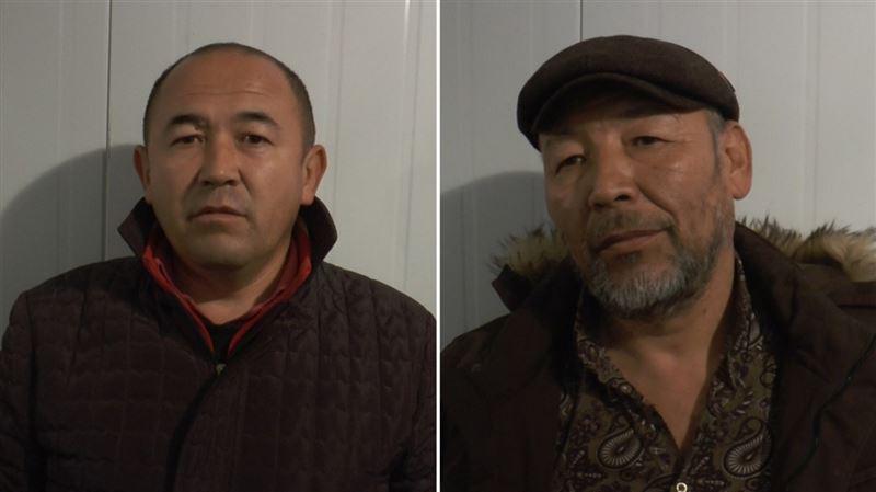 Помогали обойти блокпост: в Алматы задержали нелегальных таксистов