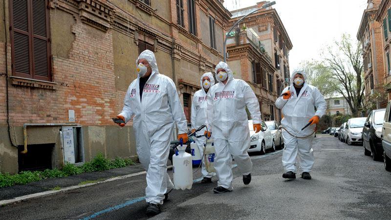 Жертвами коронавируса в Италии стало более 10 тысяч человек