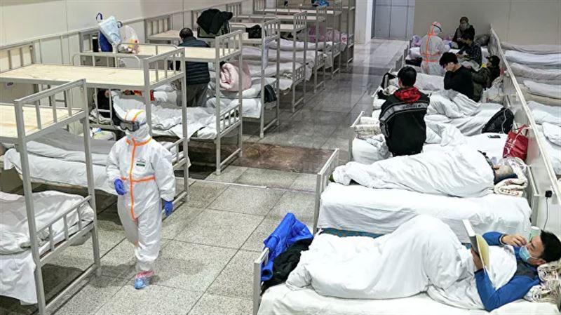 У семерых казахстанцев тяжелая форма коронавируса