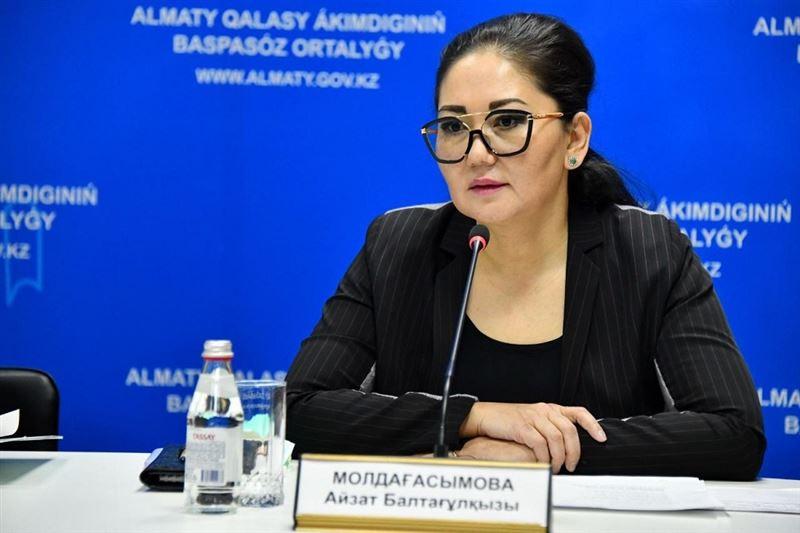 Молдагасимова рассказала о правилах захоронения умерших от коронавируса в Алматы
