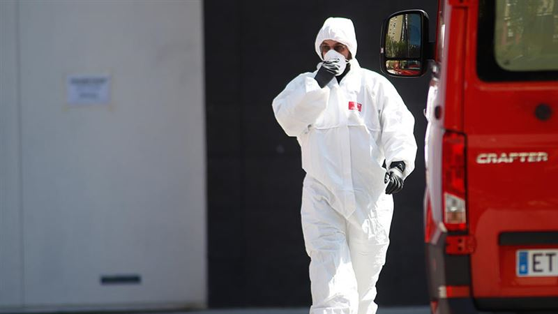 Скончалась беременная жительница Испании, зараженная коронавирусом