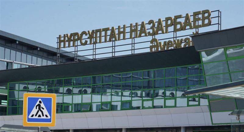 Аэропорт Нур-Султана с 1 апреля приостановит прием всех международных регулярных и эвакуационных пассажирских авиарейсов