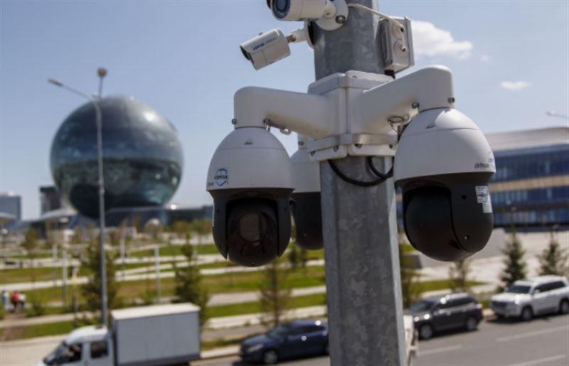 Камеры видеофиксации «Сергек» будут отслеживать нарушителей карантина в Нур-Султане