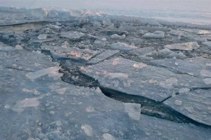 Два человека утонули в Малом Аральском море
