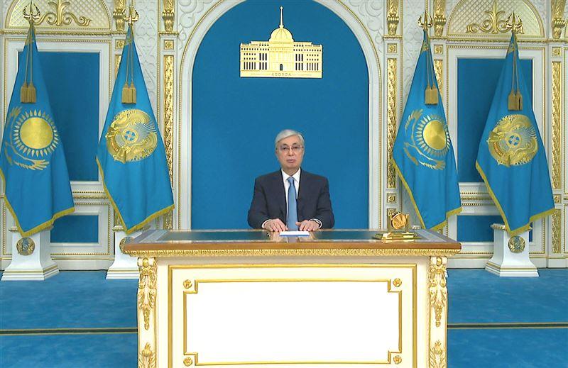 Полный текст выступления президента Касым-Жомарта Токаева