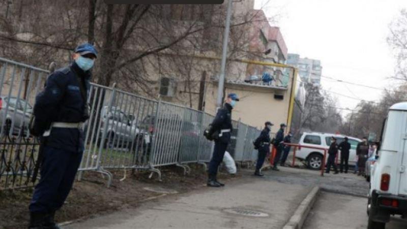 Очагов коронавирусной инфекции в Алматы стало меньше