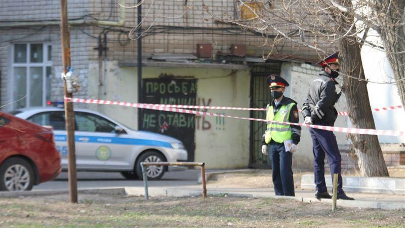 В доме Уральска обнаружен труп мужчины