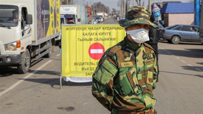С 4 апреля Казахстан закроет 20 автомобильных пунктов пропуска