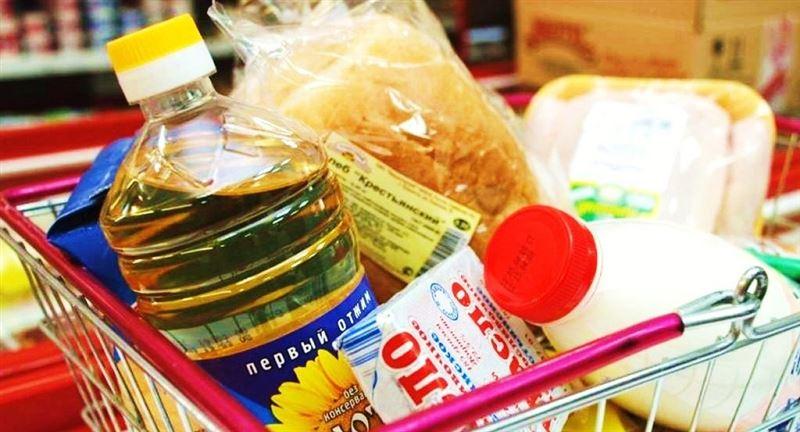 О продуктовых наборах для казахстанцев рассказал Нурымбетов