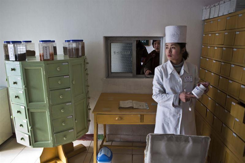 Врачи Северной Кореи заявили, что у них нет больных коронавирусом