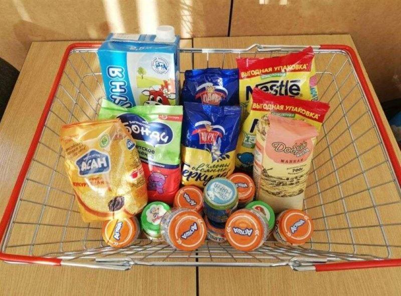 Какая категория граждан имеет право на получение продуктово-бытовых наборов