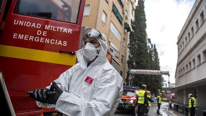 В Мадриде будет открыт третий морг для умерших от коронавируса