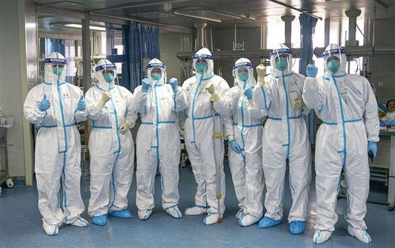 В Китае выздоровели 94% зараженных коронавирусом