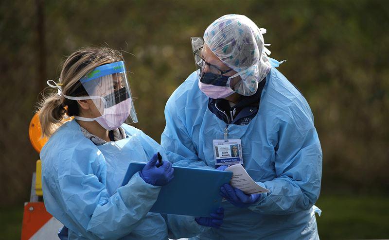 Елімізде коронавирус жұқтырғандар саны 525 болды