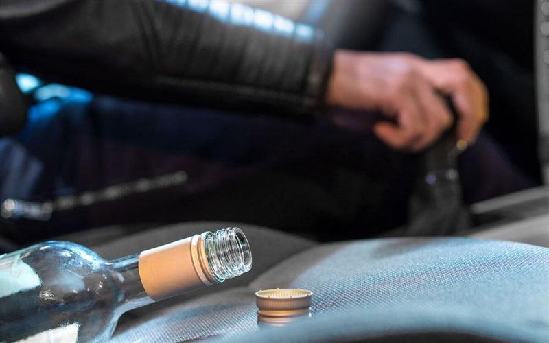 В Казахстане впервые посадили водителя на 4 года за очередное ДТП в пьяном виде
