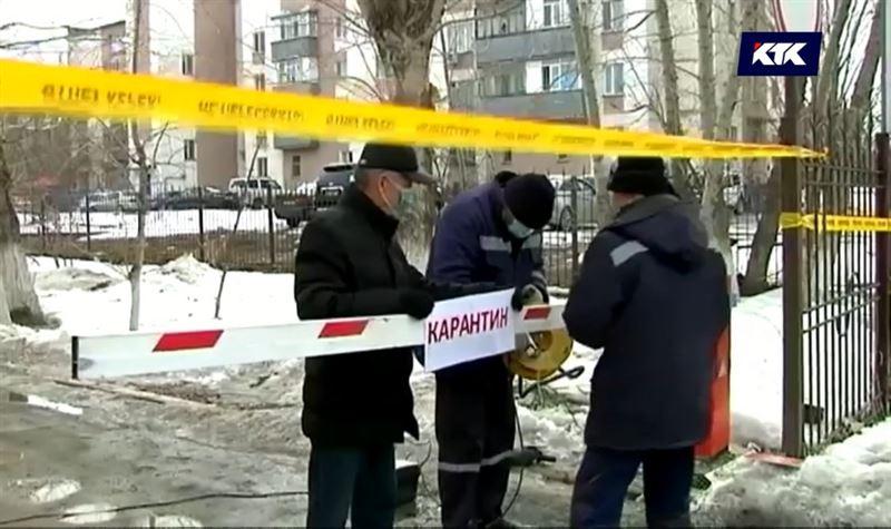 Количество жертв коронавируса в Казахстане увеличилось до 5