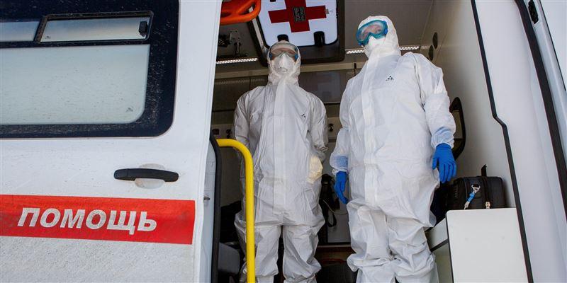 Еще одна смерть от коронавируса зафиксирована в Казахстане