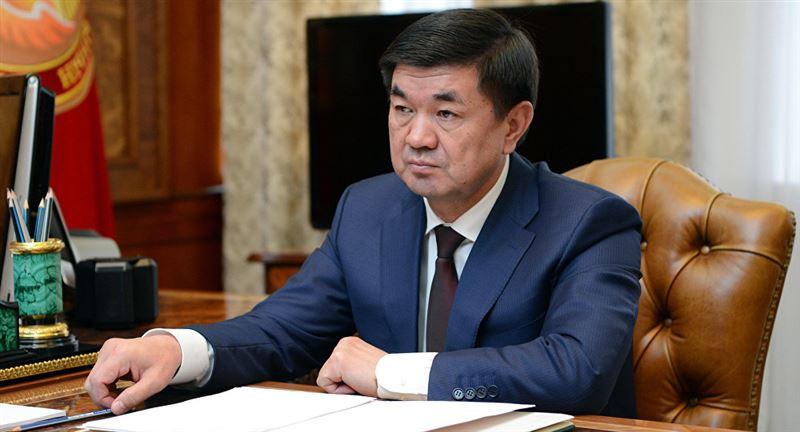 Премьер-министра Кыргызстана проверили на КВИ