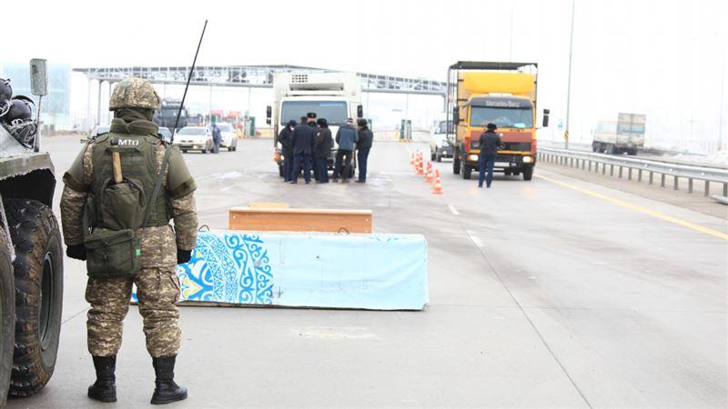 Карантинный режим вводится в Карагандинской области