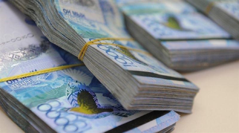 Почти 2000 человек, которые подали заявку на пособие, имели доход от 500 тысяч до 1 миллиона тенге